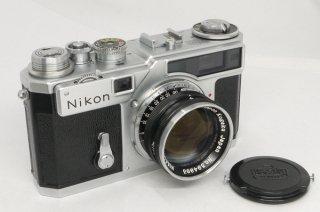 ニコン SP 5cm F1.4 極上美品