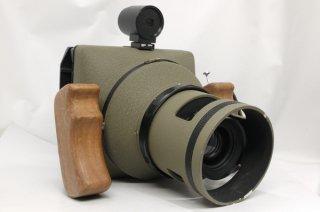空撮カメラ AERO TAC 4×5in (APO SYMMAR 150mm F5.6) レンズ交換式 美品