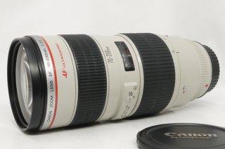 キャノン EF 70-200mm F2.8 L 極上美品