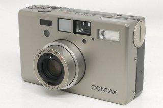 コンタックス T3 ゾナー 35mm F2.8