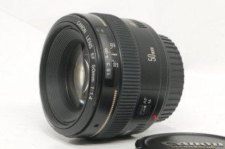 キャノン EF 50mm F1.4 極上美品
