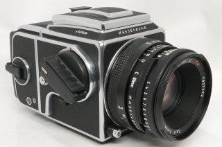 ハッセル 501CM 80mm F2.8 C T*付 極上美品