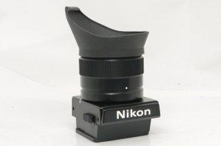 ニコン F3用 高倍率ファインダー DW-4 極上美品