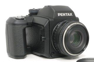 ペンタックス 645 N� FA 75mm F2.8付 極上美品