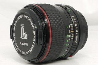 キャノン ニューFD 50mm F1.2 L 極上美品