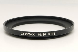 CONTAX 70/86 RING 極上美品