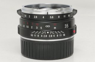 フォクトレンダー NOKTON classic S・C 35mm F1.4 VM-mount