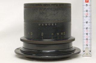 へリヤー 大判レンズ Voigtlander Braunschweig. Universal-Heliar 30cm F4.5