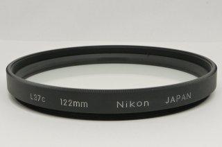 ニコン 122mm L37c フィルター 元箱、ケース付 極上美品