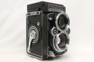 ローライフレックス 2.8F クセノタール 80mm F2.8 ホワイトフェイス 極上美品