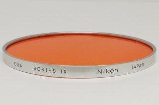 ニコン フィルター SERIES � O56 極上美品