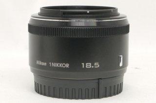Nikon 1NIKKOR 18.5mm F1.8 ブラック 新品同様