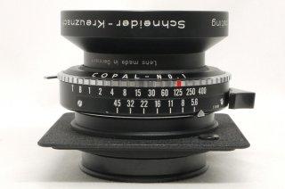 Symmar-S 180mm F5.6 COPAL-NO.1 (トプコンホースマンボード付) 極上美品