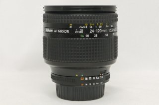 AF NIKKOR 24-120mm F3.5-5.6 D 極上美品