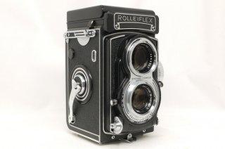 ローライフレックスT タイプ1(カールテッサー75mm F3.5)1958年〜66年 希少な645アダプター付