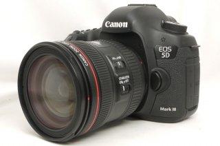 キャノン EOS 5D Mark� EF 24-70 F4L IS USM Kit