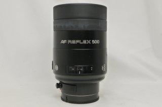 ミノルタ AF REFLEX 500mm F8