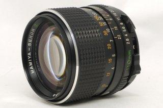 マミヤ 645用 110mm F2.8