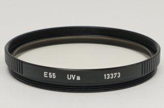 ライカ フィルター E55 UVa 13373 極上美品