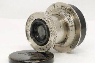 ニッケルエルマー L 50mm F3.5 mtr(ナンバー無し ショート)