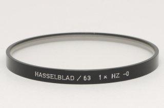 ハッセルフィルター シリーズ 63 1× HZ -0 極上美品