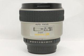ペンタックス FA 85mm F1.4 フード、フィルター付