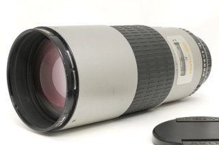 PENTAX-FA✩ 300mm F4.5 IF&ED フィルター付