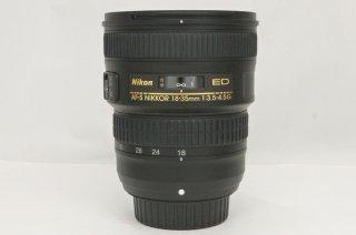 AF-S NIKKOR 18-35mm F3.5-4.5G ED (元箱、フード、ケース、取説付) 新品同様