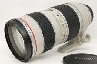キャノン EF 70-200mm F2.8 L USM 新品同様