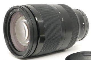 ソニー FE 24-240mm F3.5-6.3 OSS SEL24240 フード、フィルター付 (Eマウント) 極上美品