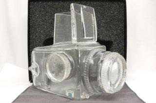 ハッセル 500CM クリスタルカメラ Swedish Crystal 極上美品