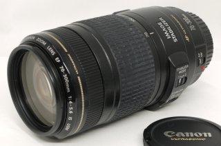 キャノン EF 70-300mm F4-5.6 IS USM 極上美品