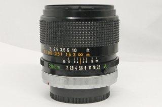 キャノン FD 28mm F2 S.S.C 極上美品