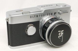オリンパス PEN-FV 38mm F1.8