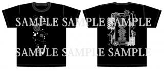 「大正浪漫探偵譚」オリジナルTシャツ(出演者名前入り)