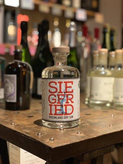 ジークフリード  Siegfried Rheinland Dry Gin