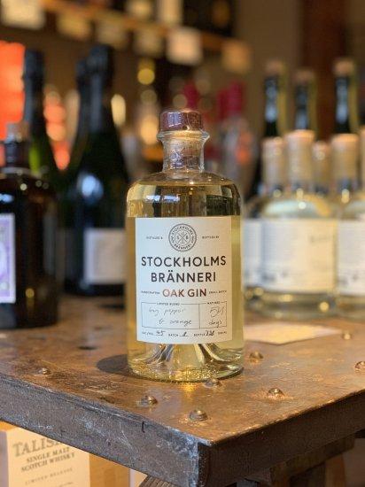 ストックホルム ブランネリ オーク ジン Stockholms Branneri Oak Gin