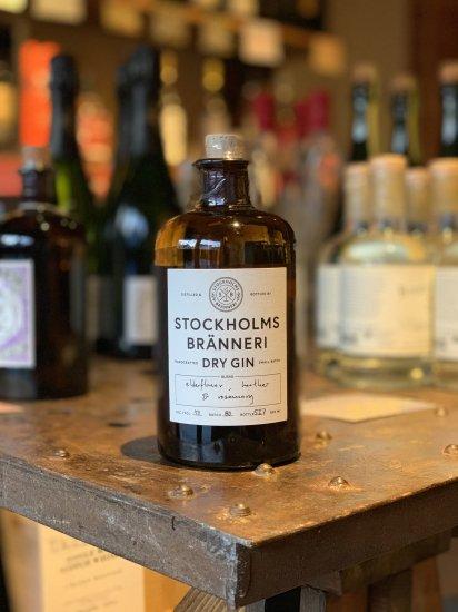 ストックホルム ブランネリ ドライジン Stockholms Branneri Dry Gin