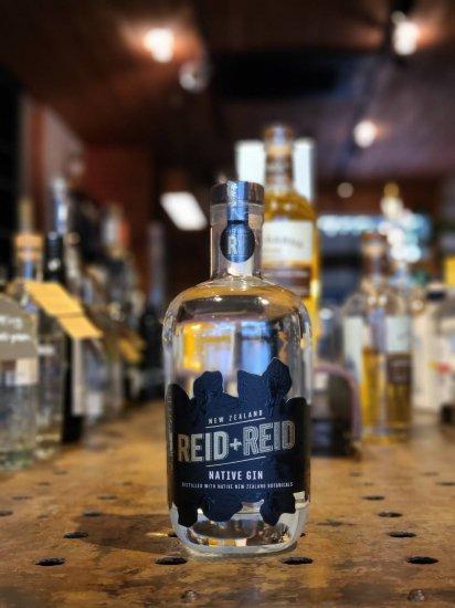 リード+リード ネイティヴ ドライ ジン Reid+Reid Native Dry Gin