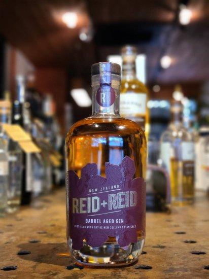 リード+リード バレルエイジジン Reid+Reid Barrel Aged Gin