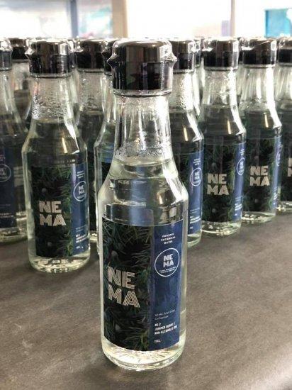 2019.5.29発売!NEMA First Drop Collection No.2 【Juniper Berry / Non-Alcoholic Gin】