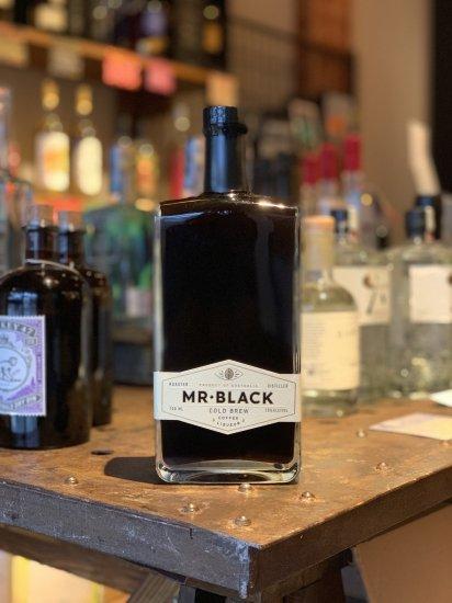 ミスターブラック コールドブリュー・コーヒーリキュール  MR BLACK Cold Brew Coffee Liquor