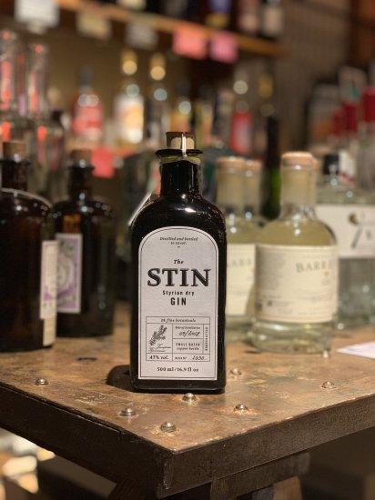 スティンジン STIN GIN  47% 500ml