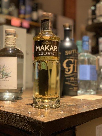 MAKAR GLASGOW ORIGINAL AGED GIN 500ml マッカー  グラスゴー オークエイジドジン
