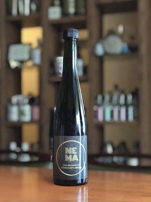 ノンアルコールジン NEMA0.00%ウイスキー  500ml