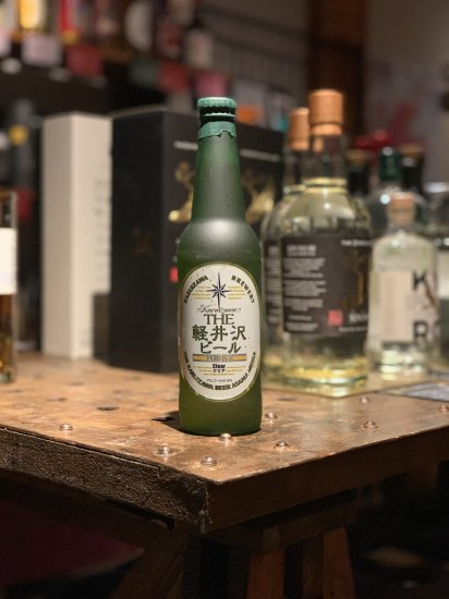THE 軽井沢ビール 浅間名水 クリア 330ml 小瓶