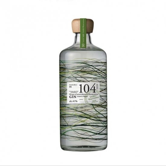 80GIN limited edition 04 700ml 41%