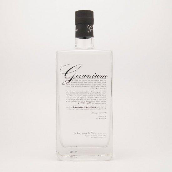 ハマー&サン ジェラニウム ジン 700ml 44%