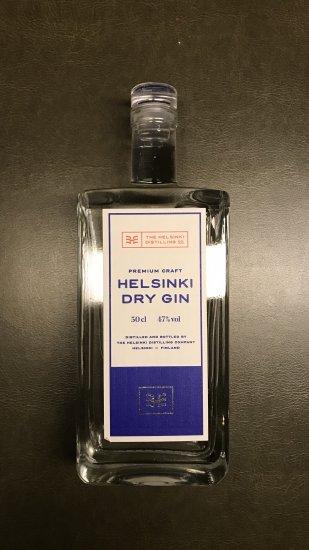 ヘルシンキ ドライジン 500ml 47%
