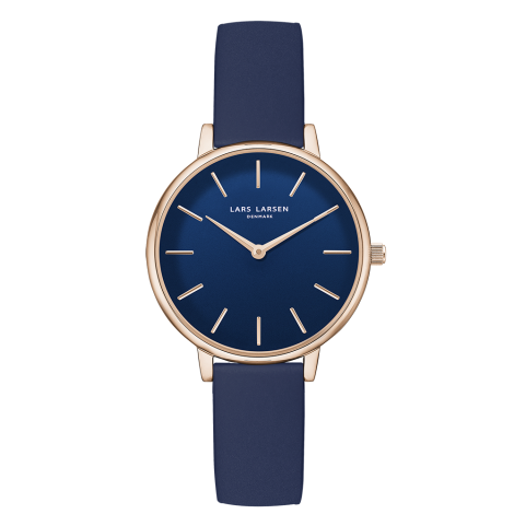 CAROLINE (LW46) Rose gold with Midnight Blue<img class='new_mark_img2' src='https://img.shop-pro.jp/img/new/icons34.gif' style='border:none;display:inline;margin:0px;padding:0px;width:auto;' />